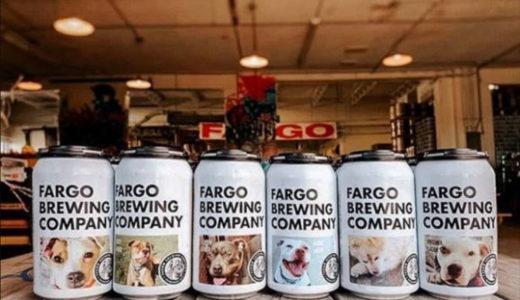 犬のラベルがかわいい!思わず手に取ってしまうビールで保護犬の里親探し!