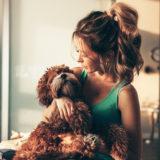 犬を抱っこする事のメリットやデメリット|正しい抱き方は?