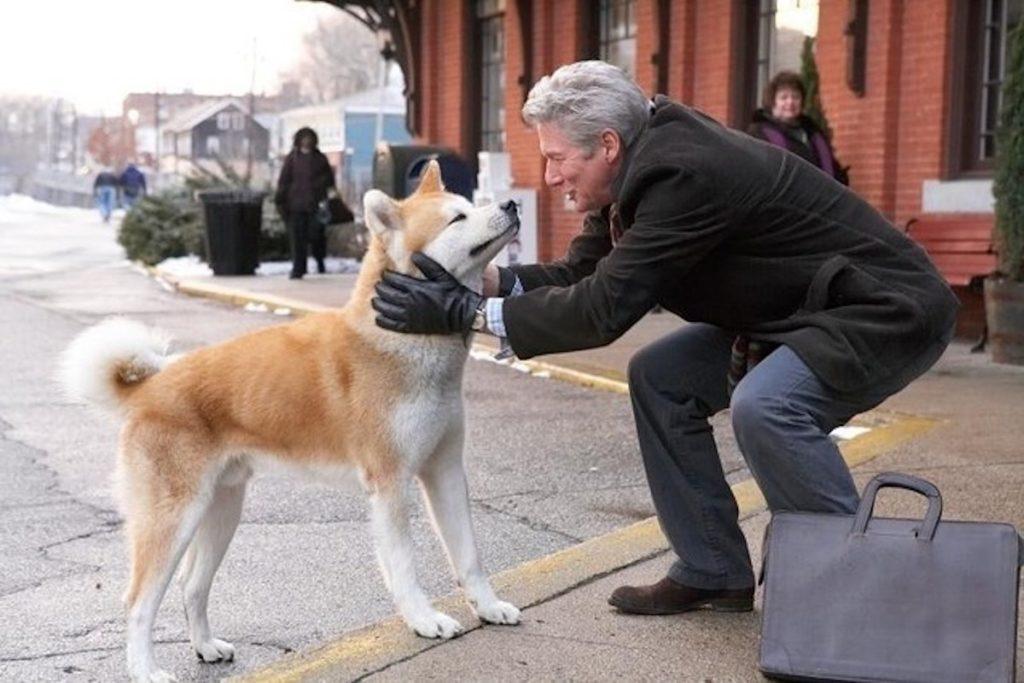 犬 映画【おすすめ】リチャード・ギア主演の海外で映画化「HACHI 約束の犬」あらすじ