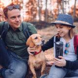 犬とのキャンプをストレスフリーで楽しむには?|持ち物や臭い対策