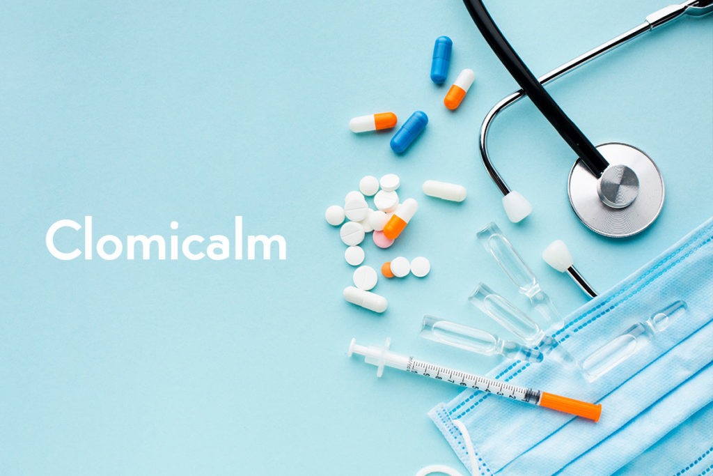 クロミカルム5mg(Clomicalm) 分離不安