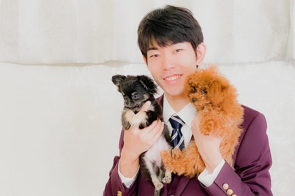 【ご挨拶】本年も、さまざまな愛犬と出会えたこと、大変嬉しく思っております。
